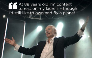 George Martin at 88