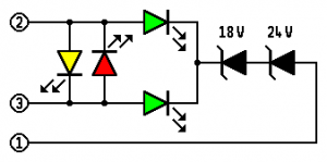 Circuit diag for bright eyes