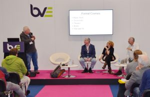 IPS panel at BVE 2017 seminar